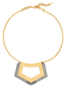 Botkier Collar Geometric Necklace