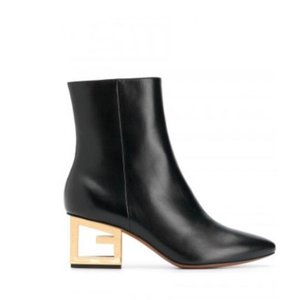 Givenchy black gold Boots