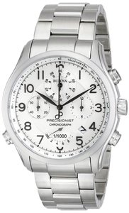 Bulova Bulova Male Dress Watch 96B183 Silver Analog