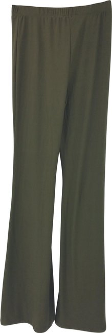 Item - Olive Women Stretch Regular Knit Relaxd Fit Pants Size 6 (S, 28)