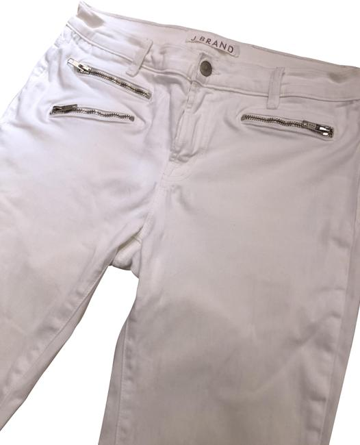 Item - White Relaxed Fit Jeans Size 31 (6, M)