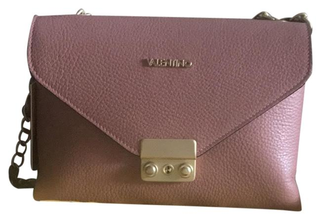 Item - Isabelle Handbag Dusty Pink Leather Shoulder Bag