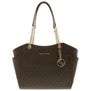 Michael Kors Tote in Multi ( Brown )