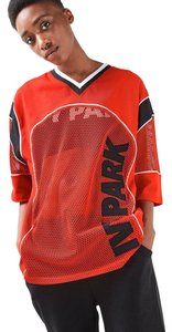 Ivy Park T Shirt red