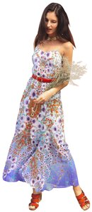 multicolor Maxi Dress by Romeo & Juliet Couture