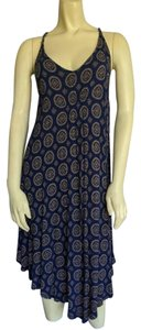 Anama short dress Blue on Tradesy