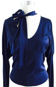 Jill Stuart Top Dark blue