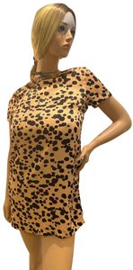 Olivaceous Top gold and black