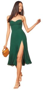 Emerald Maxi Dress by Reformation