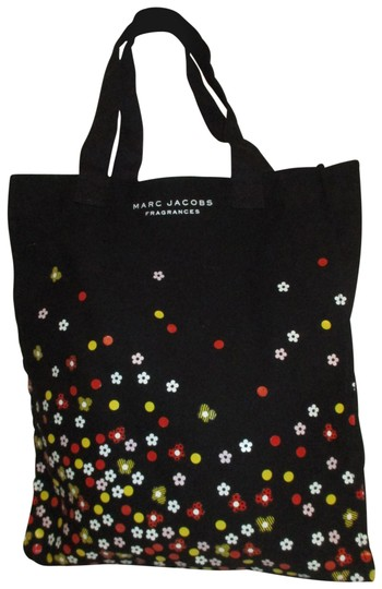 Preload https://img-static.tradesy.com/item/27223158/marc-jacobs-canvas-shopper-black-multi-cotton-tote-0-1-540-540.jpg
