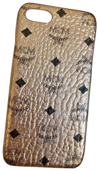 Item - Rose Gold Coated Canvas Iphone 6/7/8 Cell Phone Case Tech Accessory