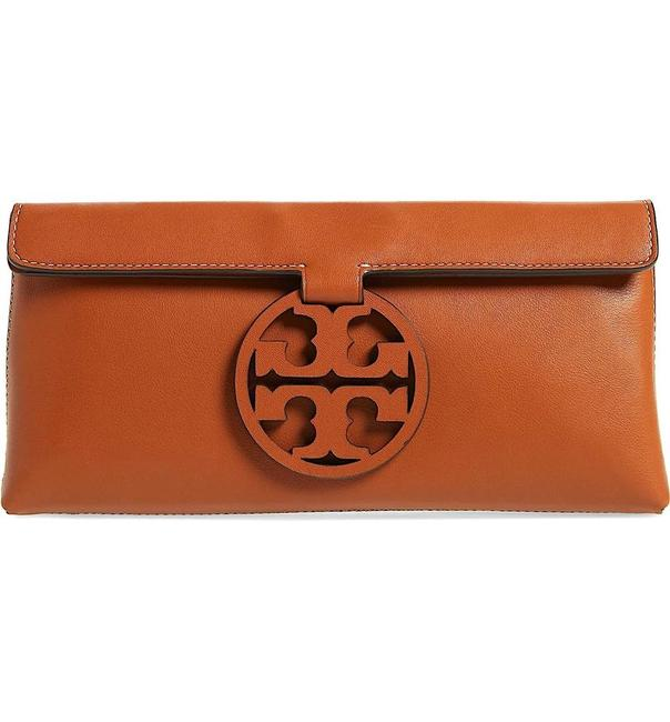 Item - Miller Tan with Tag Leather Clutch