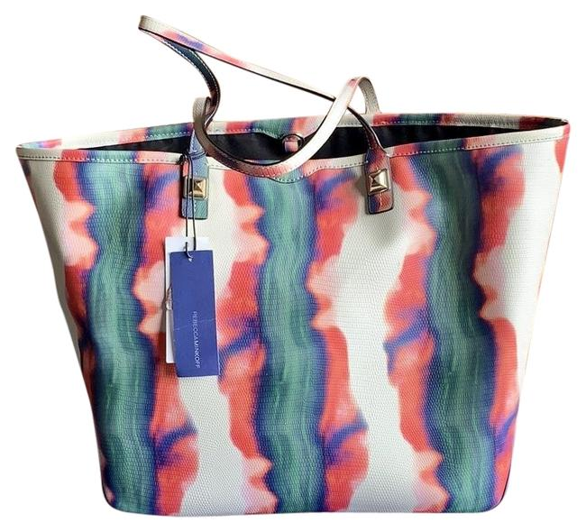 Item - Everywhere Multicolor Leather Tote