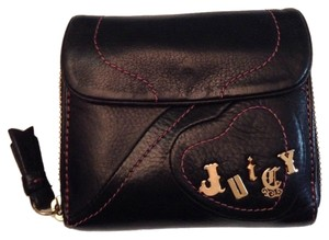 Juicy Couture Juicy Couture Small Leather Wallet