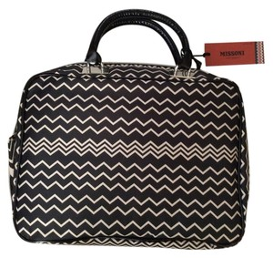 Missoni Missoni by Target Limited Edition Weekender travel bag / Cosmetic/ Toiletry Case