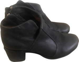 A.S. 98 Black Boots