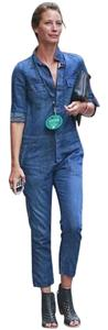 Almost Famous Clothing Denim Utility Overalls Dress