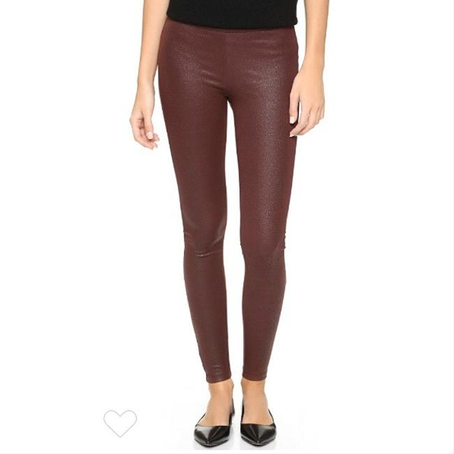 Item - Barlow Coated Faux Leather Leggings Size 6 (S, 28)