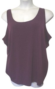 Maggie Barnes Top Purple