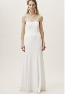 Watters Ivory Delilah Casual Wedding Dress Size 2 (XS)