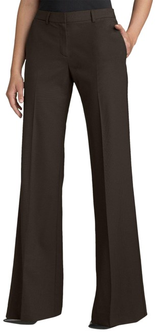 Item - Brown Emery Tailored Wool Blend Pants/Slacks Pants Size 0 (XS, 25)