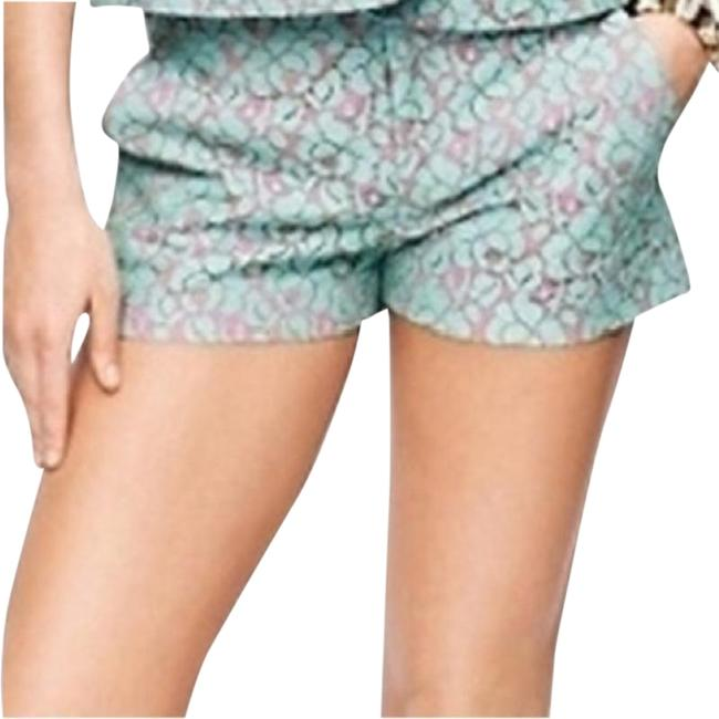 Preload https://img-static.tradesy.com/item/27230854/juicy-couture-teal-pink-lace-shorts-size-4-s-27-0-1-650-650.jpg