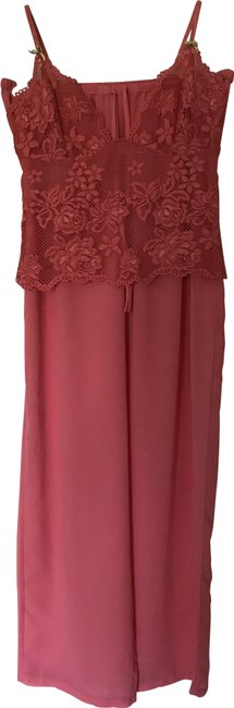 Item - Salmon Lounge Wear Cover-up/Sarong Size 4 (S)