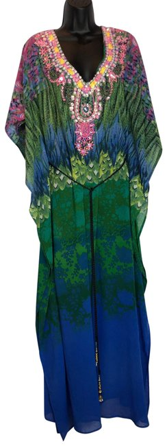 Item - Multicolor 147565 Cover-up/Sarong Size 6 (S)