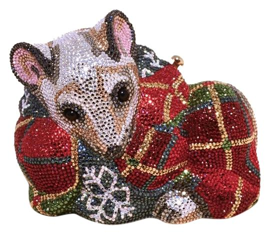Preload https://item1.tradesy.com/images/judith-leiber-swarovksi-mouse-minaudiere-evening-multicolor-crystal-clutch-2723275-0-0.jpg?width=440&height=440