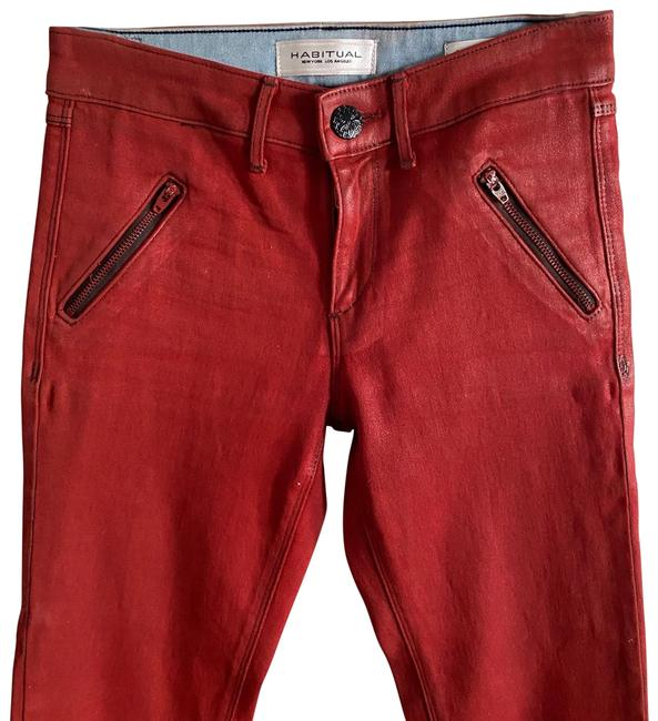 Item - Red Pants Size 00 (XXS, 24)
