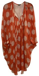 FATE short dress orange on Tradesy