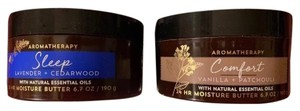 Bath and Body Works Aromatherapy 24HR Moisturizing Body Butter in Sleep+Comfort