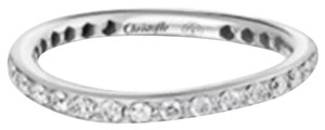 Christofle Christofle White Gold and Diamond Band
