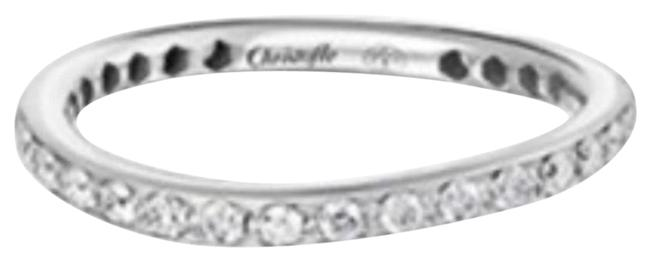 Item - White Gold and Diamond Band Ring