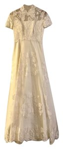 Alfred Angelo Gown Wedding Vintage Dress
