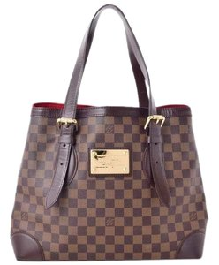 Louis Vuitton Tote in Damier Canvas