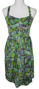 green Maxi Dress by Band of Gypsies
