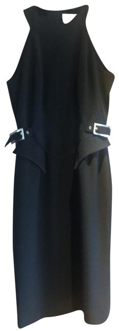 Item - Corset By Thierry Mid-length Cocktail Dress Size 6 (S)