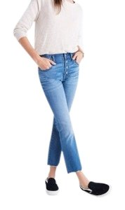 Madewell Boot Cut Jeans-Light Wash