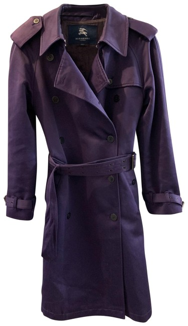 Item - Purple 258 Jacket Size 4 (S)