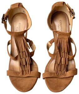 Christian Siriano for Payless Rust Pumps