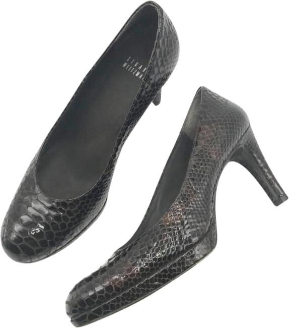 Item - Brown Snakeskin Pumps Size US 8 Regular (M, B)