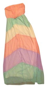 Rainbow Maxi Dress by Charlotte Russe