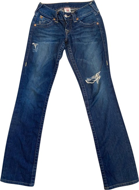 Item - Distressed Skinny Jeans Size 2 (XS, 26)