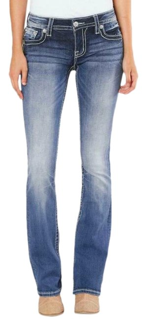 Item - Blue Signature Boot Stretch Skinny Jeans Size 25 (2, XS)