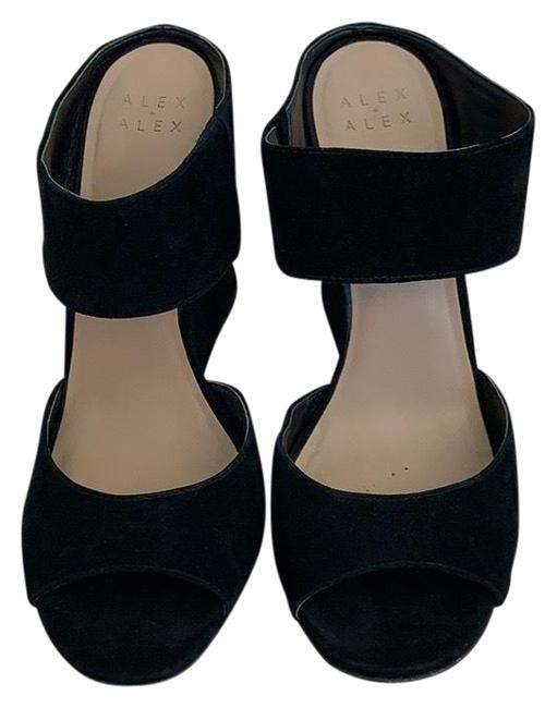 Item - Wedges Size US 10 Regular (M, B)