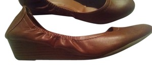 Mossimo Brown Wedges