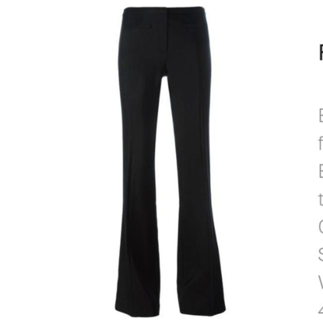Item - Black Pants Size 8 (M, 29, 30)
