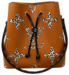 Louis Vuitton Neonoe Neonoe Jungle Neonoe Jungle Collection Neonoe Jungle Mng Hobo Bag