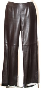 Dana Buchman Wide Leg Pants Chocolate Brown